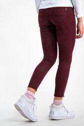 Garcia Sara Girls Pants Superslim Jeans, Deep Bordeaux
