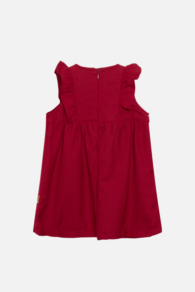 Hust & Claire Divine kjole rød Barn og Baby