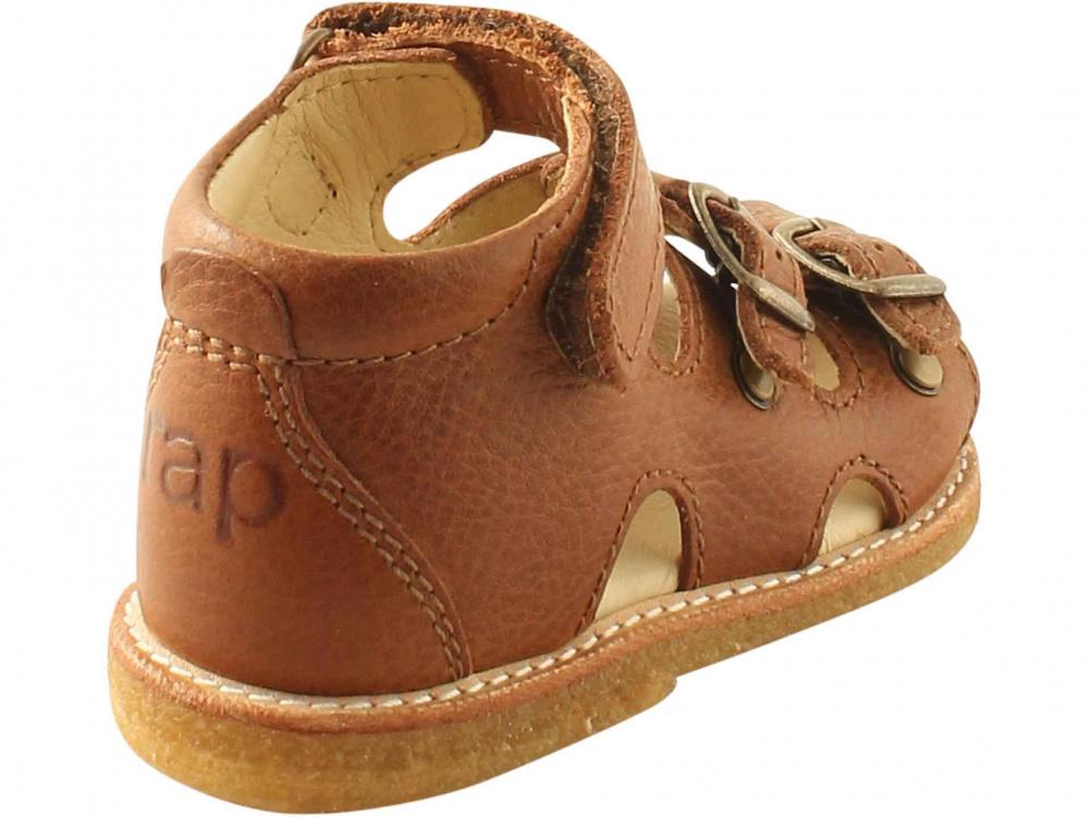 492a9b126 RAP Sandaler Tan, brune sandaler til baby - Barn og Baby