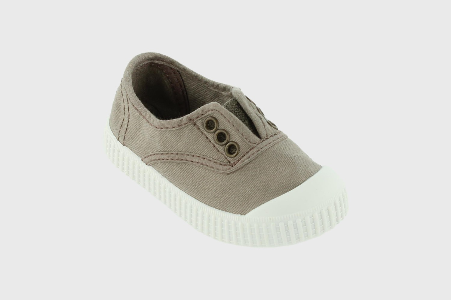 Victoria Shoes Slip On, Modell 06627, Farge: Nude - Barn