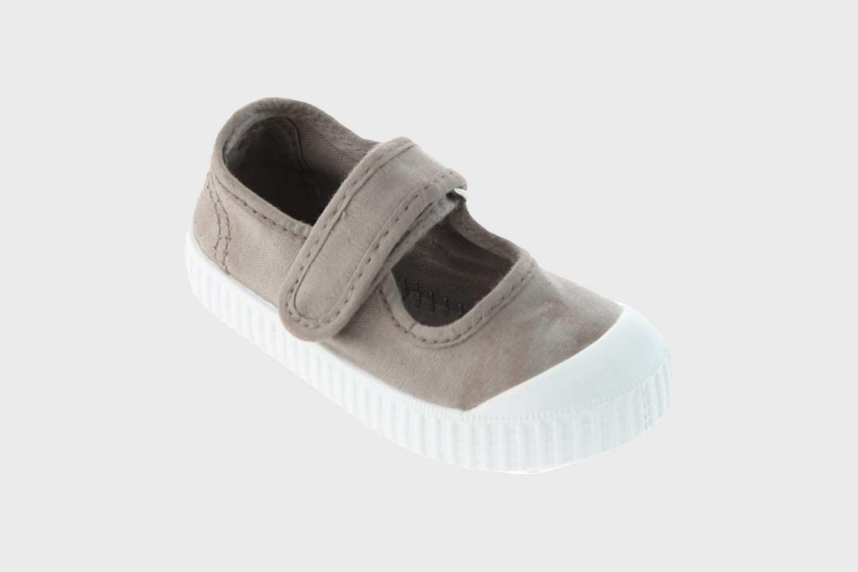 Victoria Shoes Ballerinasko, Modell 36605, Farge: Violeta
