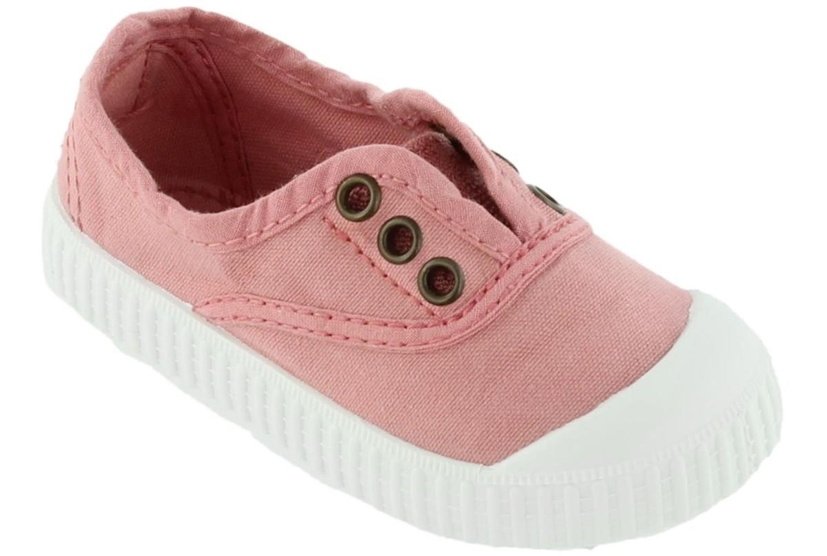 Victoria Shoes Ballerinasko, Modell 36605, Farge: Azul